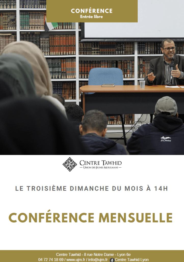 activités éducatives : conférence centre tawhid