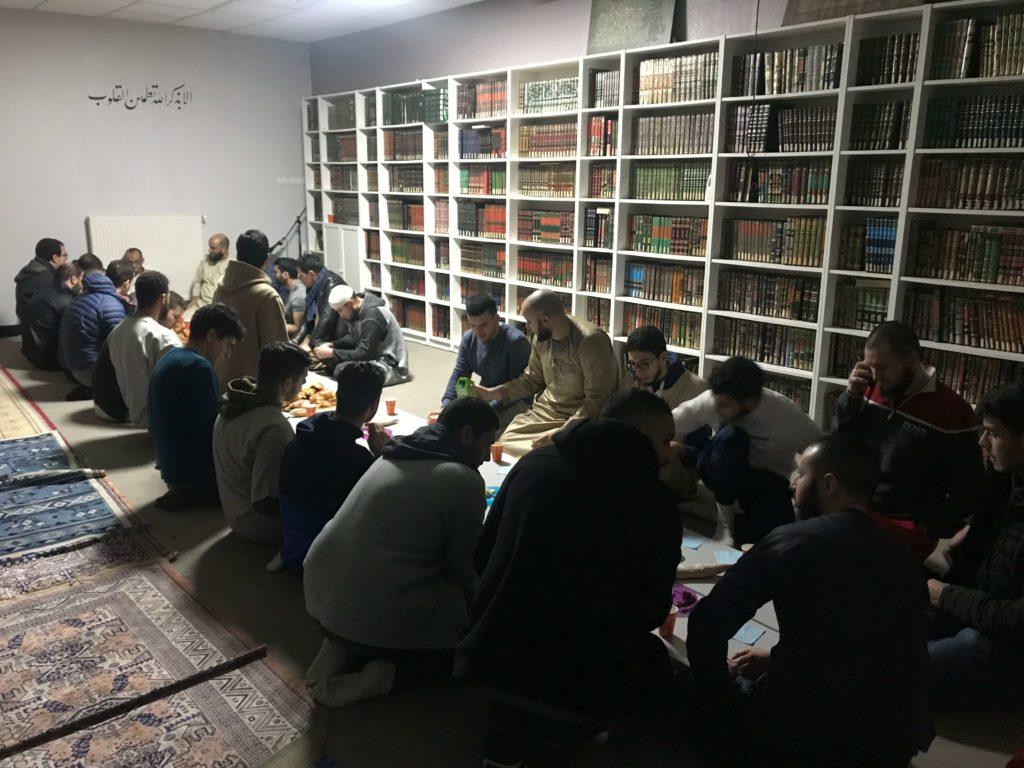 activités éducatives : veillées spirituelles UJM